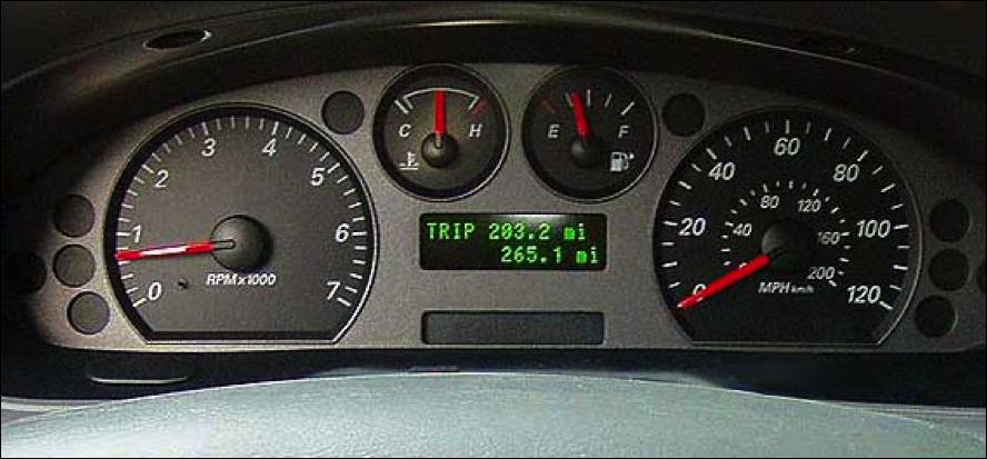 Auto Dashboard