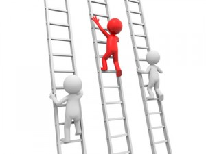 Climbing the Ladder for Success