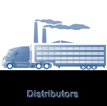 Distribution Icon